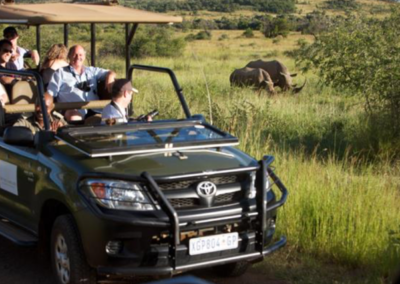 Incentive for a multi national – Cape Town and Safari Pilanesberg National Park