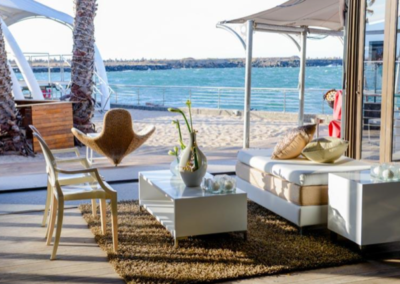 Into Africa Shimmies Beach Club Conference Awards
