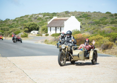 Incentive for a multi national – Cape Point 4x4